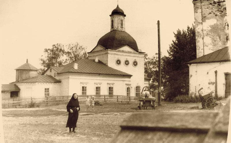 Степановское