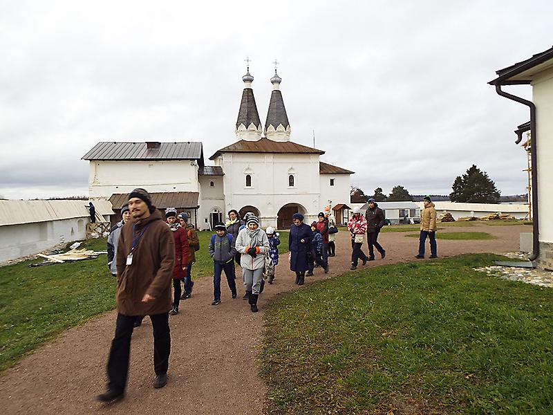 Паломничество в Ферапонтово и Кириллов_11