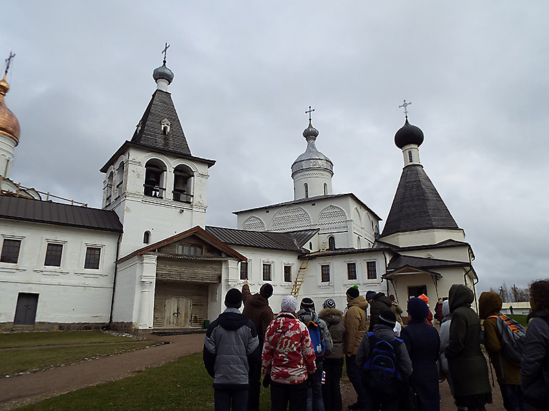 Паломничество в Ферапонтово и Кириллов_13