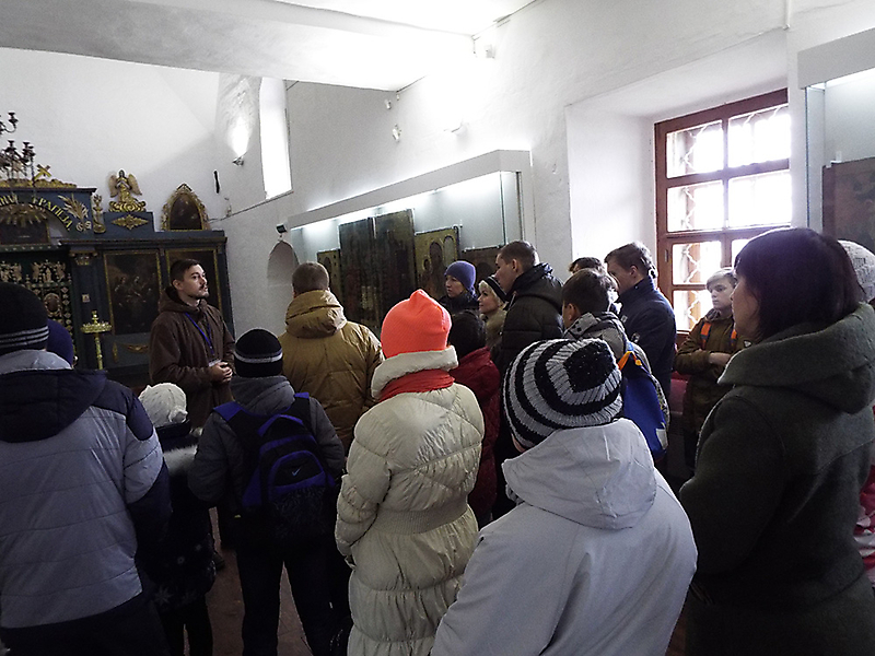 Паломничество в Ферапонтово и Кириллов_1