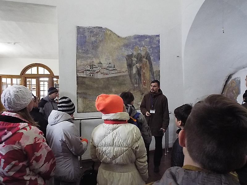 Паломничество в Ферапонтово и Кириллов_4