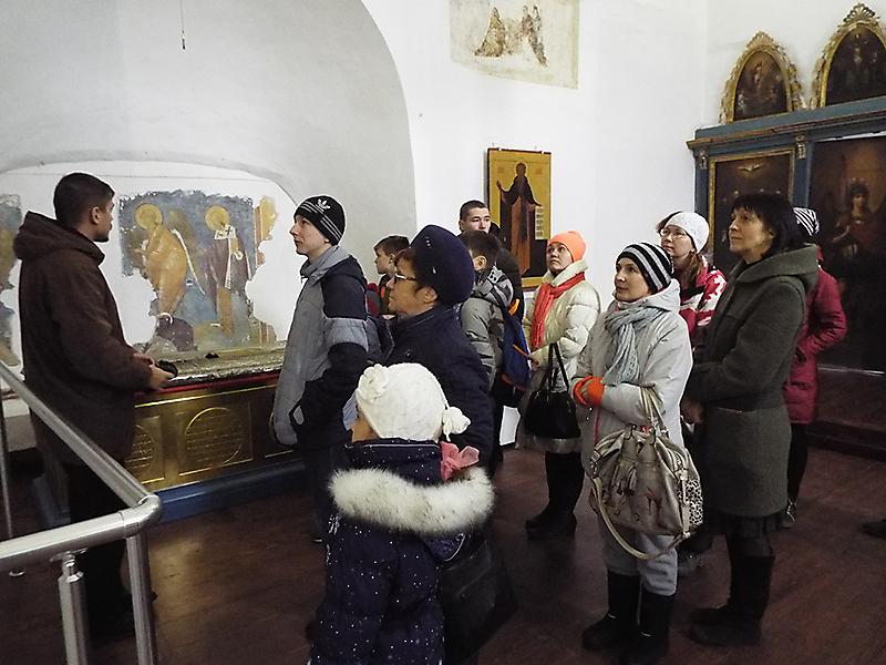 Паломничество в Ферапонтово и Кириллов_5