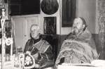 Иерей Георгий и диакон Иосиф
