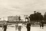 Разрушение Покровской церкви (Поликлиника)