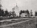 Коржавское кладбище_Покровская церковь